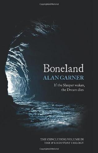 book cover of Boneland