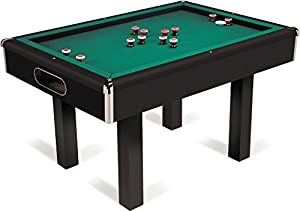 Superb Imperial Regulation Size Non Slate Billiard/Bumper Pool Game Table
