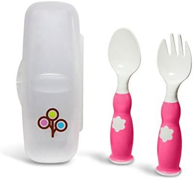 Fork//Spoon Set ZOLI PINK