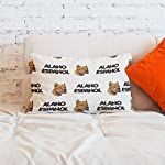 Personalized Pillow Case Alano Espanol Dog Breed Style A Polyester Pillow Cover 20INx28IN Design Only Set of 2 13