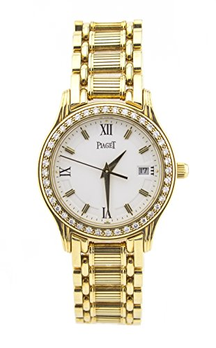 Piaget Polo quartz womens Watch 23005 M 501 D (Certified Pre-owned) by Piaget