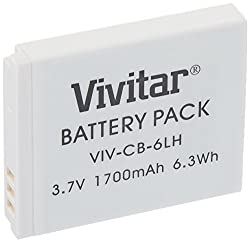 Image of the product Vivitar NB 6L / NB 6LH that is listed on the catalogue brand of Vivitar.
