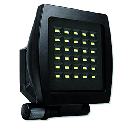 Beg luminarias - Proyector detector movimiento fl3n-led-130 negro