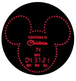 Disney Magic Holiday Mickey Mouse Countdown Lightshow Projector Light