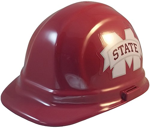Wincraft NCAA College Ratchet Suspension Hardhats - Mississippi State Bulldogs Hard Hats