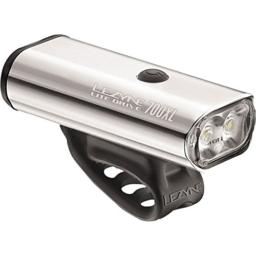 Lezyne Lite Drive 700XL Front Cycling Light Silver