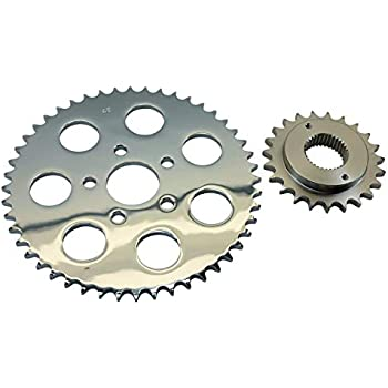 XKH Replacement of Chain Drive Transmission Sprocket Conversion Kit Harley Sportster 2000-2019 XL