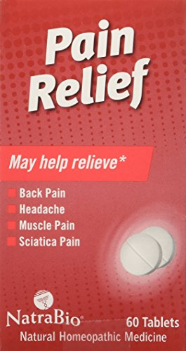 Pain Relief Natra-Bio 60 Tabs (Natra 60 Tabs Bio)