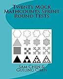Twenty Mock Mathcounts Sprint Round Tests