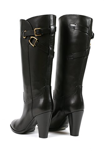 Ralph Lauren Women's Boots Black Size: 7 UK QNMVyAwI