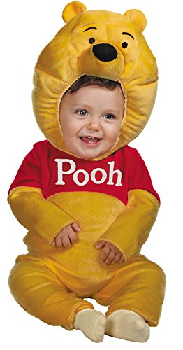 Morris Costumes WINNIE THE POOH 3T-4T (Buy A Stormtrooper Costume)