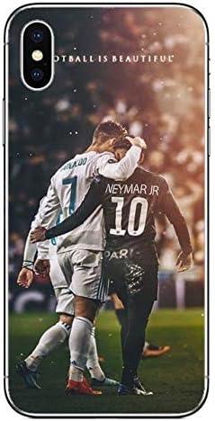 Neymar Jr Coque iPhone 5 SE Football Ronaldo Neymar iPhone 5S ...