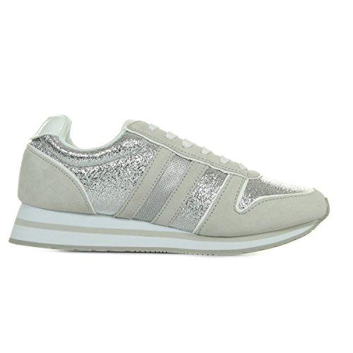 Versace Jeans Damen Ee0vrbsa1_e70027 Sneaker Argent