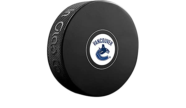 Amazon.com  Vancouver Canucks Unsigned InGlasCo Autograph Model Hockey Puck  - Fanatics Authentic Certified - Unsigned Pucks  Sports Collectibles 362846ca1