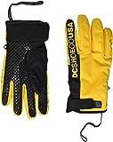 DC Men's Deadeye Snow Glove, Golden Rod, M