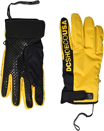 52cd643f7729 Galleon - DC Men s Deadeye Snow Glove