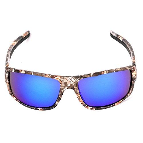 de Homme Lunettes Bleu Sabarry soleil q5RTnwS
