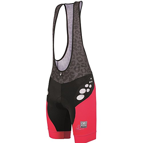 Santini Fashion - Culotte, talla M, color rosa coral rosa coral