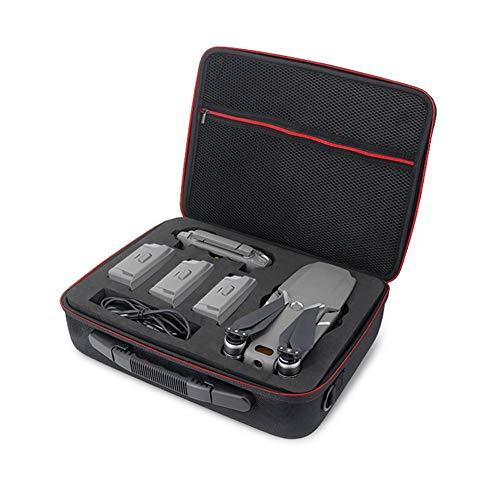 DJI MAVIC2 PRO用 収納ケース 収納バッグ 防水 肩掛けベルト付き コンパクト収納 保護 スポンジ付き