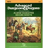 Character Record Sheets, TSR Hobbies Staff, 0880387521