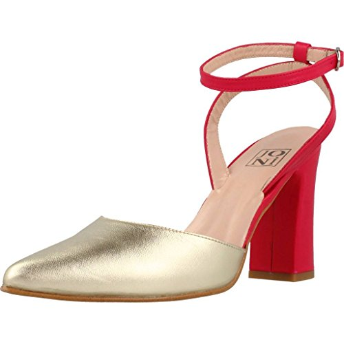 Le Rosso Joni Rosso Le 15500 Ciabatte Marca Colore Sandali Per Per Modello Donne Sandali E Donne E Rosso Ciabatte pwq4I0