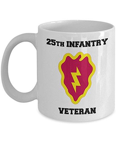25th Infantry Division Coffee Mug - 25th ID Veteran