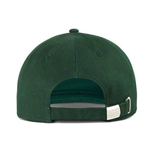 Lifestyle Collection New Genuine Ford Mustang Green Baseball Cap Hat 35030130