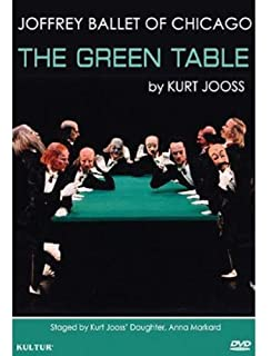 the green table ballet video