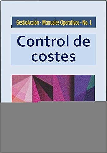 Book Control Del Costes