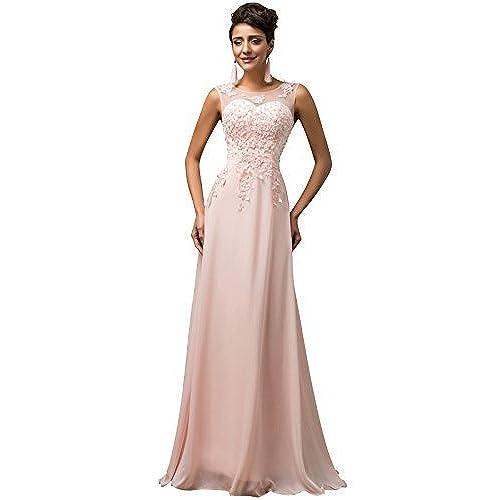 Plus Size Pink Evening Dresses Amazon