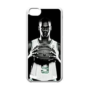 Sports rajon rondo iPhone 5c Cell Phone Case White 91INA91244932