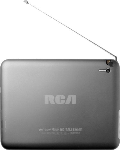 RCA DMT580DU Mobile TV 8 Inch 8GB Tablet (TV app download required) by RCA (Image #12)