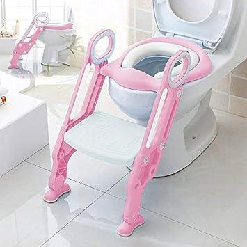 Toilettensitz f/ür Babys,/verstellbar und rutschfest