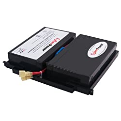 CyberPower RB0670X2 6V 7AH UPS Replacement Battery Cartridge