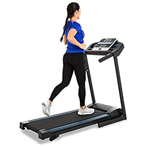 XTERRA Fitness TR150 Folding Treadmill Black from Spirit Fitness