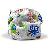 Beau & Belle Littles Reusable Baby Swim Diapers, Sea Creatures