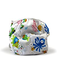 Beau & Belle Littles Reusable Baby Swim Diapers, Sea...