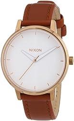 Nixon A108-2045 Ladies The Kensington Rose Gold White Watch