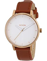 A108-2045 Ladies The Kensington Rose Gold White Watch
