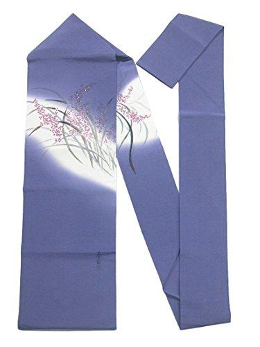 リダクター大使好きであるリサイクル 名古屋帯 山科春宣氏 草花文様 正絹