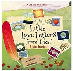 Little Love Letters From God Bible Stories Glenys