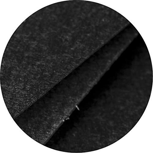 210g Clairefontaine 1375C Packung mit 25 Karten Pollen in Format C6 Schwarz 110 x 155mm