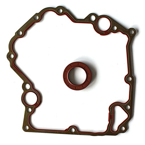 SCITOO Timing Cover Gasket Set Replacement for 00-03 Dodge Dakota Durango Ram 1500 Jeep Grand Cherokee 4.7L SOHC 16V 99-03 Engine Timing Cover Gaskets Kit Sets