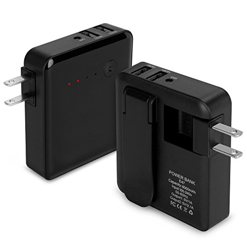 Rejuva Thunderbolt Wall Charger and Battery