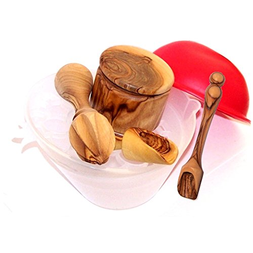 Cook`s / Chef gift set II - top selling item ( $72.5 value set ) - Asfour Outlet Trademark by Holy Land Market