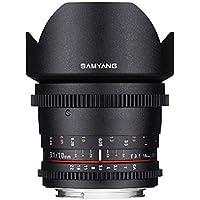 Samyang Cine SYCV10M-S 10mm T3.1 Cine Wide Angle Lens for Sony Alpha Cameras