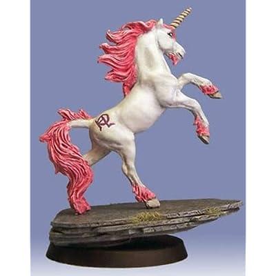 Starmane Unicorn Dark Heaven Legends Miniature: Toys & Games
