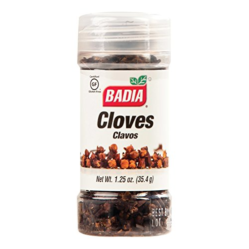 Badia Spices Whole Cloves - Case of 12 - 1.25 oz. by Badia