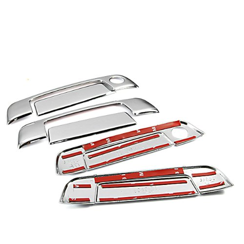 Bmw Z3 Side Mirror: Mirror Chrome Side Door Handle Covers Trims For 92-99 BMW