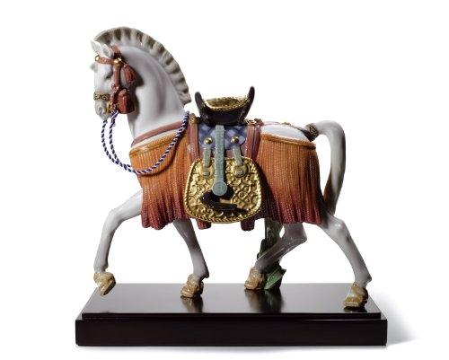 Lladro Porcelain Figurine The White Horse of Hope Limited Edition